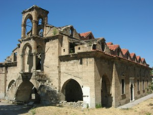 Ι. Ναός Εισοδίων Θεοτόκου Σπάρτης Πισιδίας