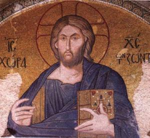 Ὁ Χριστὸς «ἡ Χώρα τῶν ζώντων», Ψηδιδωτό, Μονὴ τῆς Χώρας, Κωνσταντινούπολη, 1315-1320