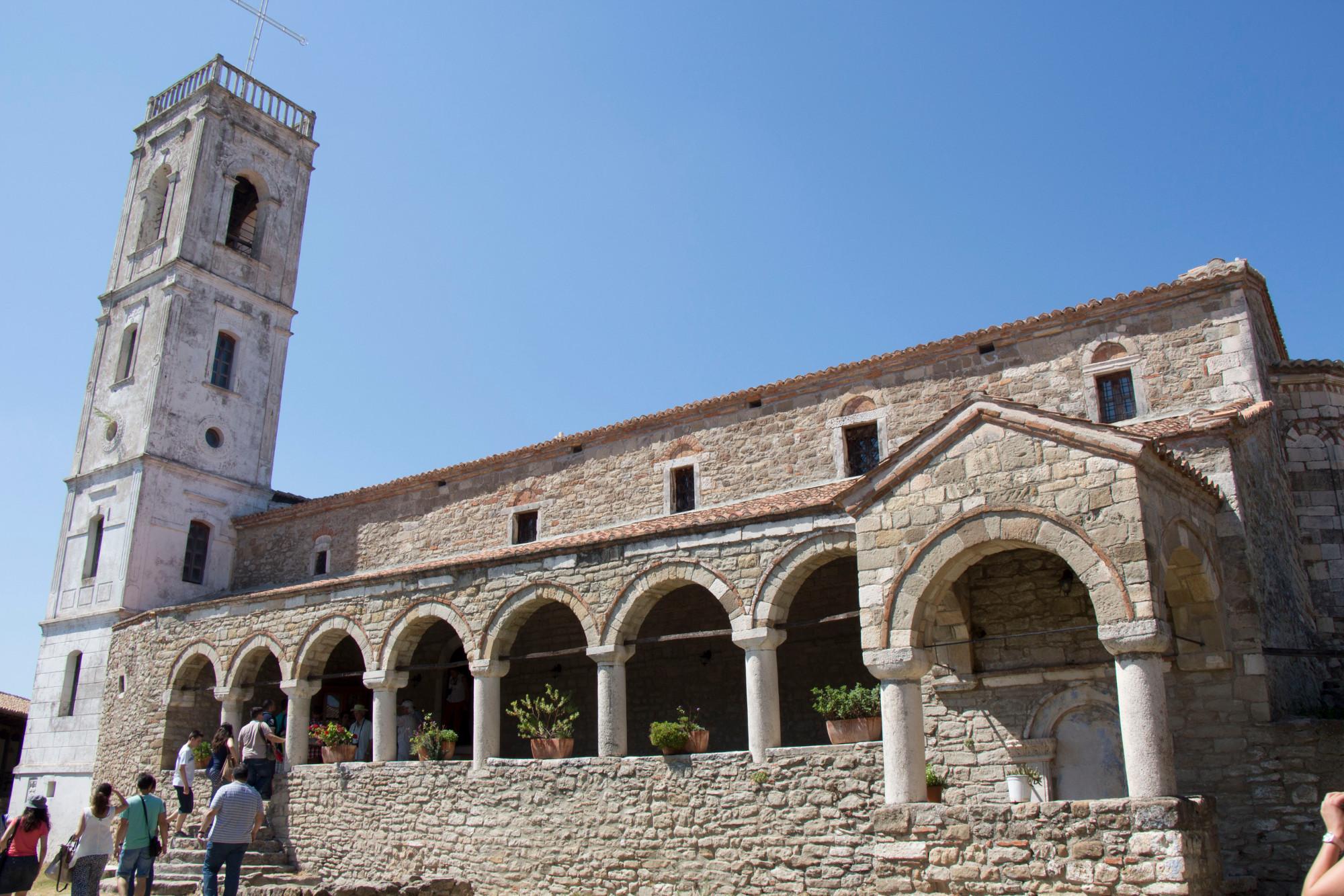 Ιερά Μονή Γενεσίου της Θεοτόκου Αρδενίτσας