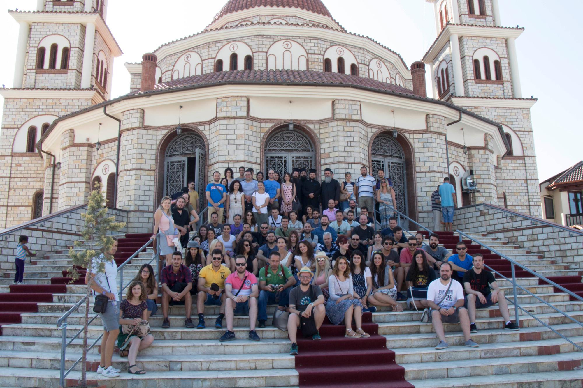 Ιερός Καθεδρικός Ναός Ανάστασεως του Σωτήρος στην Κορυτσά