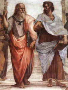 Ἡ Σχολὴ τῆς Ἀθήνας, ἔργο τοῦ Ραφαήλ, 1509, Ρώμη